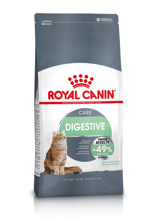 Royal Canin Digestive Care Dry Cat Food - 4kg - PetMonkey