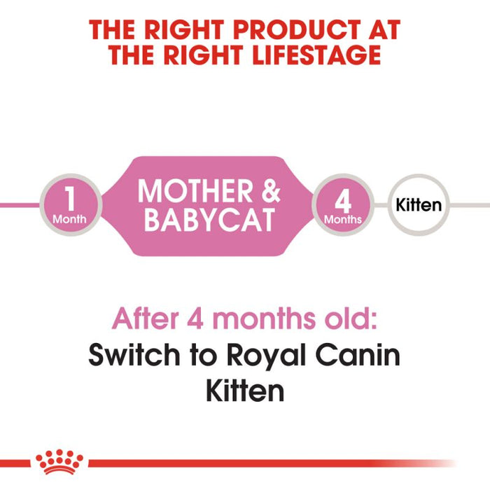 Royal Canin First Age Mother & Baby Cat Dry Cat Food - 4kg - PetMonkey