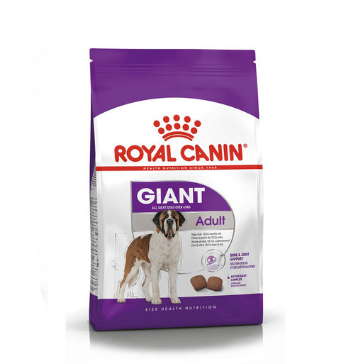 Royal Canin Giant Adult Dry Dog Food - 15kg - PetMonkey
