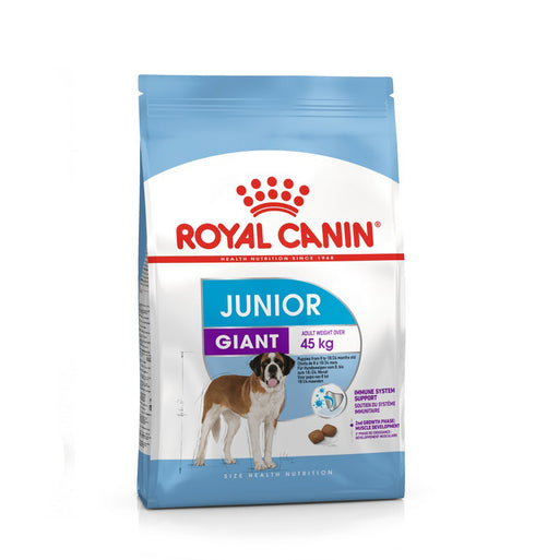 Royal Canin Giant Junior Dry Dog Food - 15kg - PetMonkey