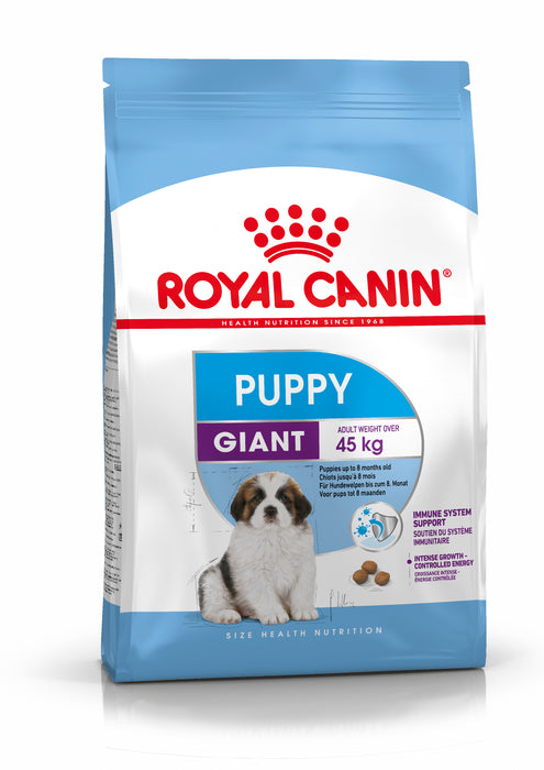 Royal Canin Giant Puppy Dry Dog Food - 3.5kg - PetMonkey