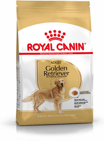 Royal Canin Golden Retriever Adult Dry Dog Food - 12kg - PetMonkey