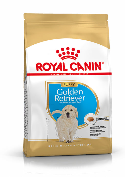 Royal Canin Golden Retriever Puppy Dry Dog Food - 12kg - PetMonkey