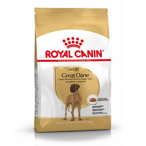 Royal Canin Great Dane Adult Dry Dog Food - 12kg - PetMonkey