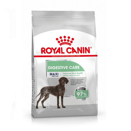 Royal Canin Maxi Adult Digestive Care Dry Dog Food - 3kg - PetMonkey