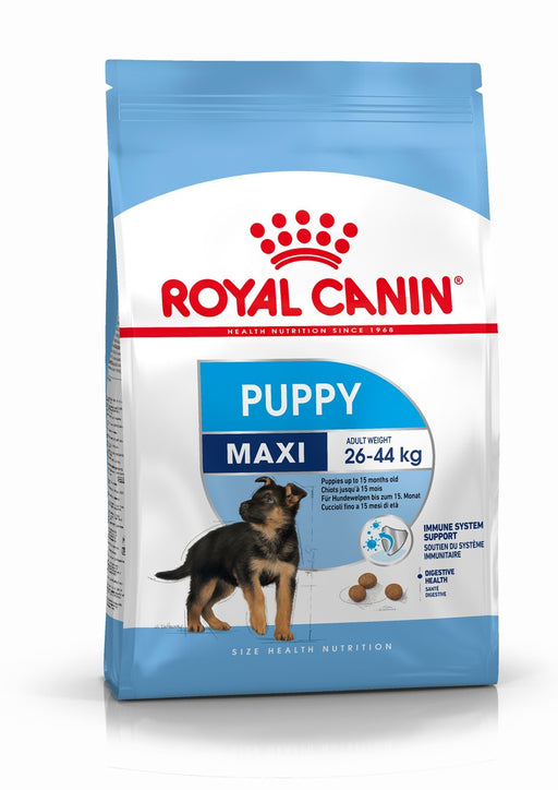 Royal Canin Maxi Puppy Dry Dog Food - 15kg - PetMonkey