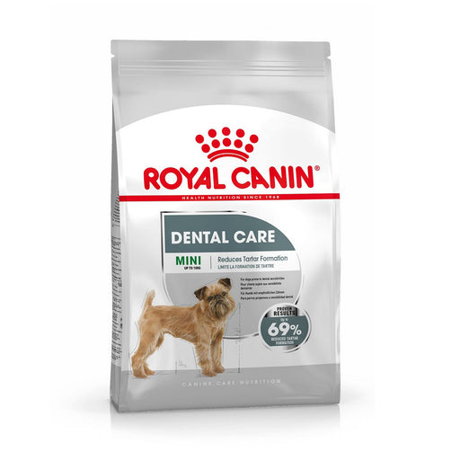 Royal Canin Mini Adult Dental Care Dry Dog Food - 3kg - PetMonkey