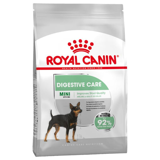 Royal Canin Mini Digestive Care Dry Dog Food - 8kg - PetMonkey
