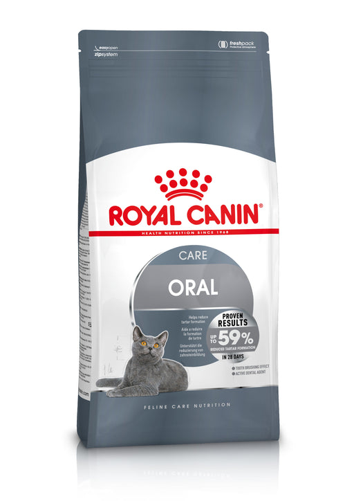 Royal Canin Oral Care Dry Cat Food - 8kg - PetMonkey