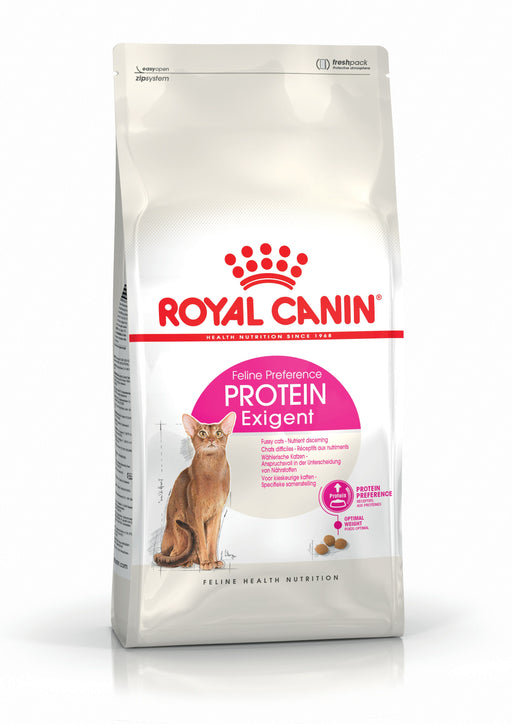 Royal Canin Feline Preference Protein Exigent Dry Cat Food - 10kg - PetMonkey