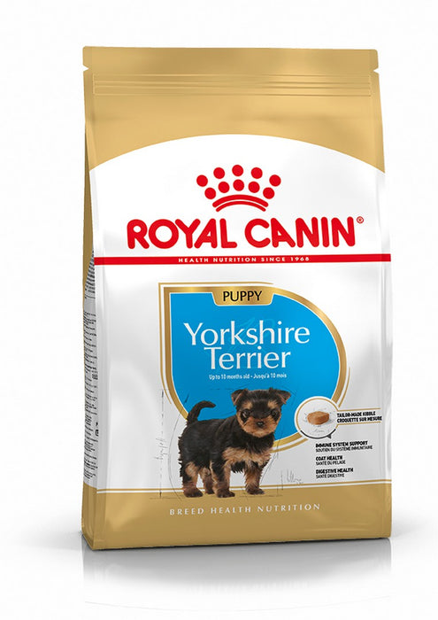 Royal Canin Yorkshire Terrier Puppy Dry Dog Food - 1.5kg - PetMonkey