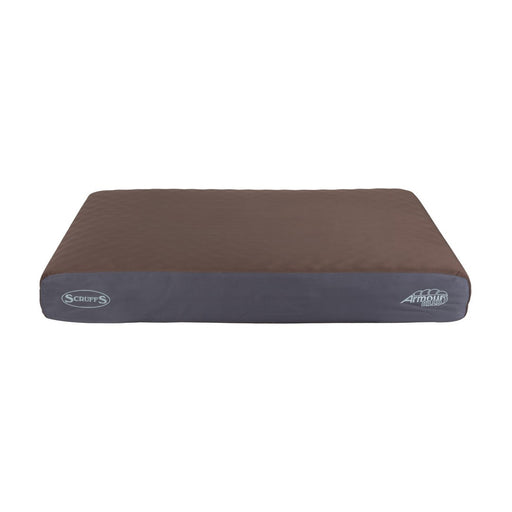 Scruffs ArmourDillo Orthopaedic Dog Bed - Brown - M - PetMonkey