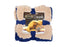 Scruffs Snuggle Pet Blanket - Blue - PetMonkey