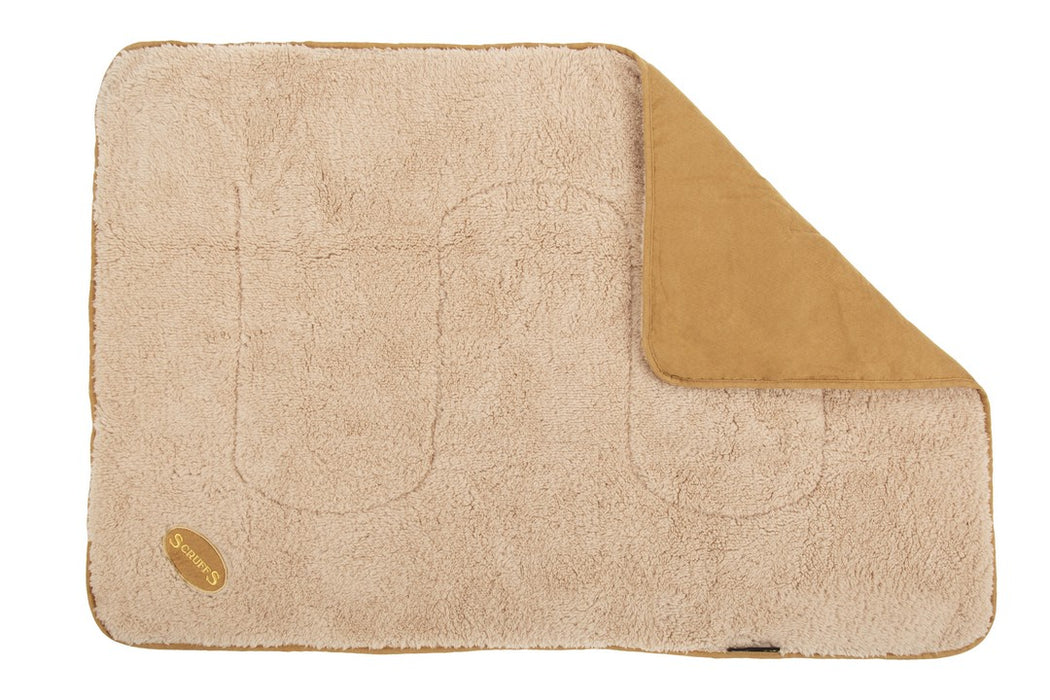 Scruffs Snuggle Pet Blanket - Tan - PetMonkey