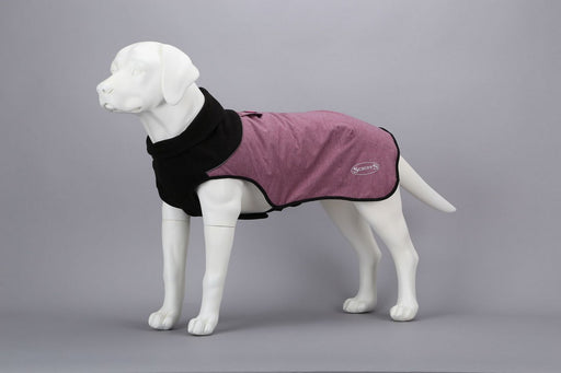 Scruffs Thermal Dog Jacket - Cajun Purple - S / M / L - PetMonkey