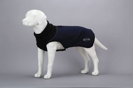Scruffs Thermal Dog Jacket - Navy Blue - S / M / L - PetMonkey