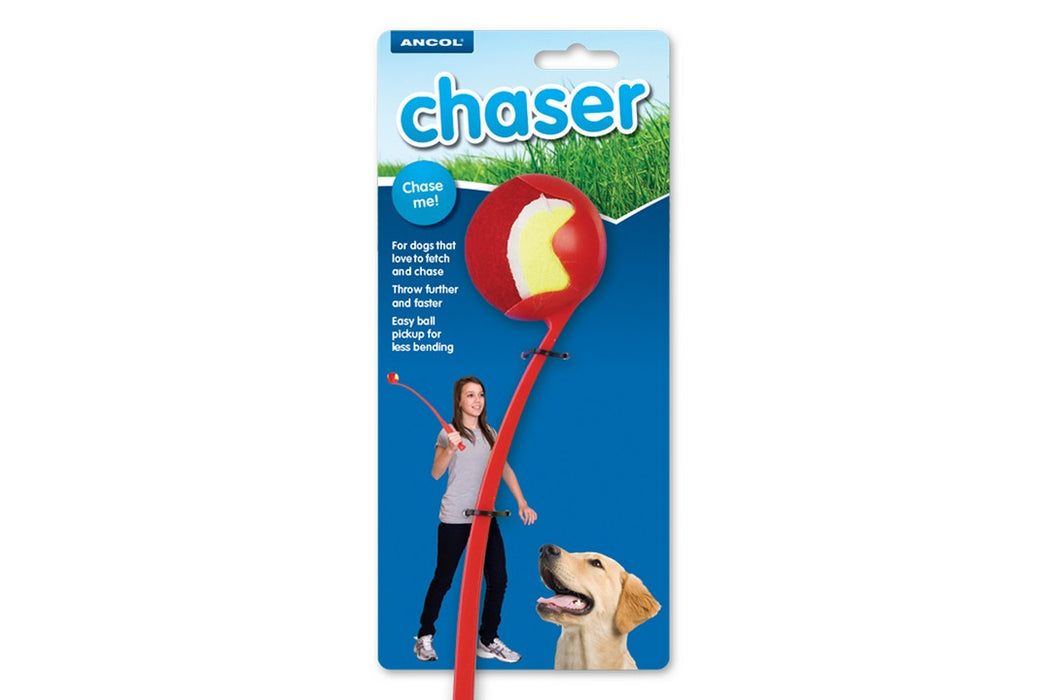 Ancol Tennis Ball Launcher - PetMonkey