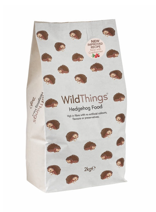 Wild Things Hedgehog Food - 2kg - PetMonkey