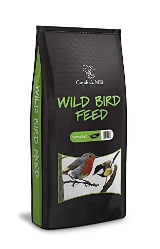 Copdock Mill Seed & Grain Wild Bird Mix - 20kg - PetMonkey