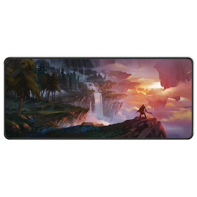 The Shattered Isles Mousepad