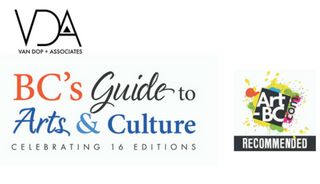 BC Guide to Arts and Culture, Art-BC, Van Dop