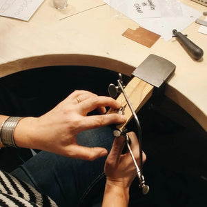 Intro to Silversmithing | 6-Week Course on Wednesdays | DEPOSIT