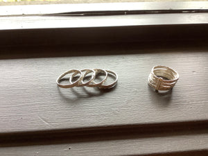 Stacking Ring Workshop | June 27