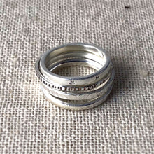 Load image into Gallery viewer, Stacking Ring Workshop | June 27