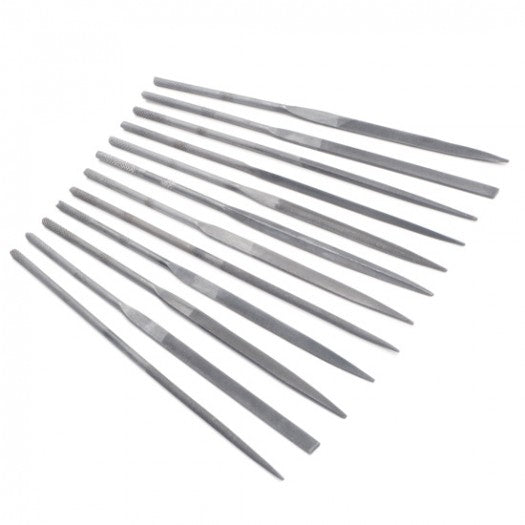 Needle File Set, set of 12, cut 2