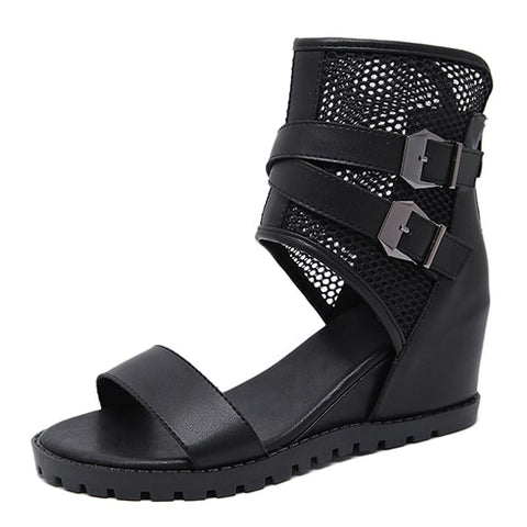 Platform Sandals Wedge Shoes