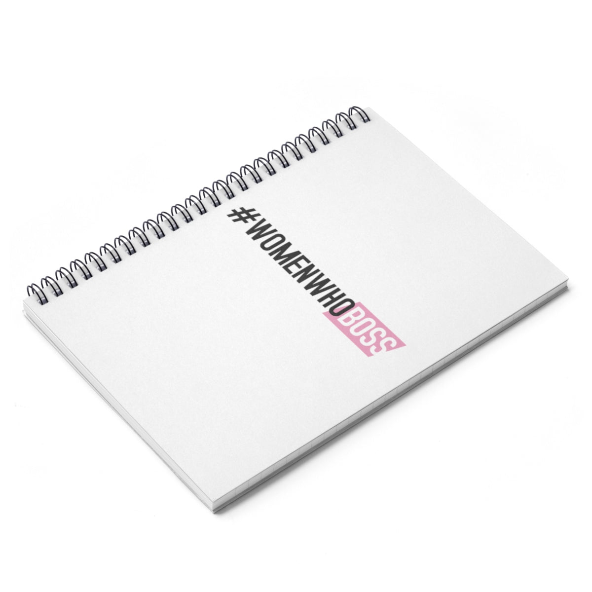 WWB Spiral Notebook