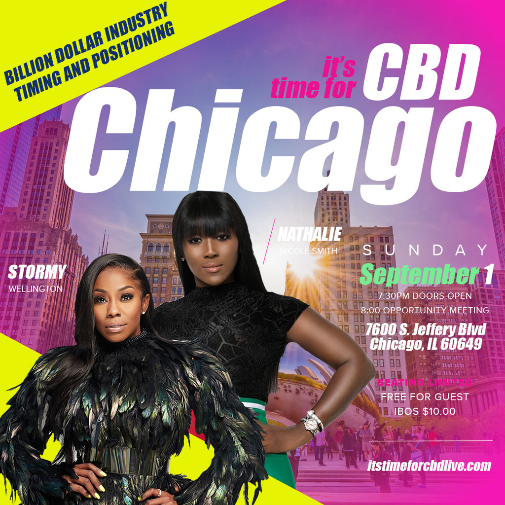 TLC CBD DIGITAL FLYER