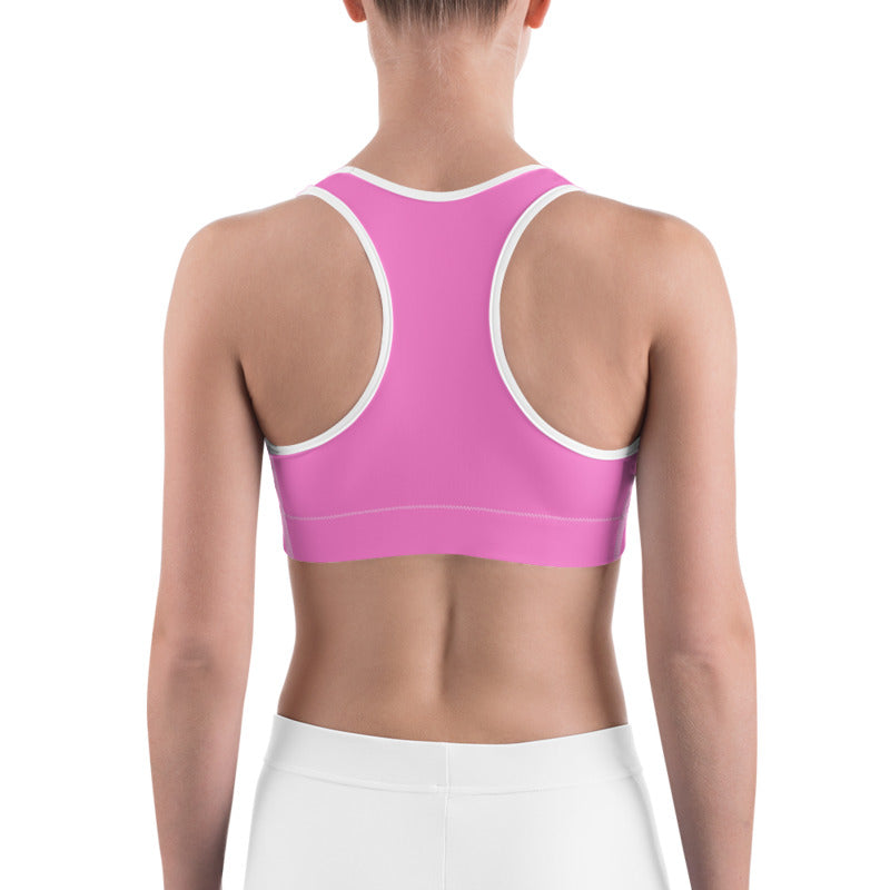 #WOMENWHOBOSS SPORTS BRA