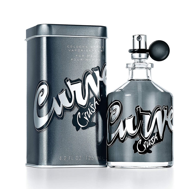 CURVE CRUSH 4.2oz EDT SP (M)