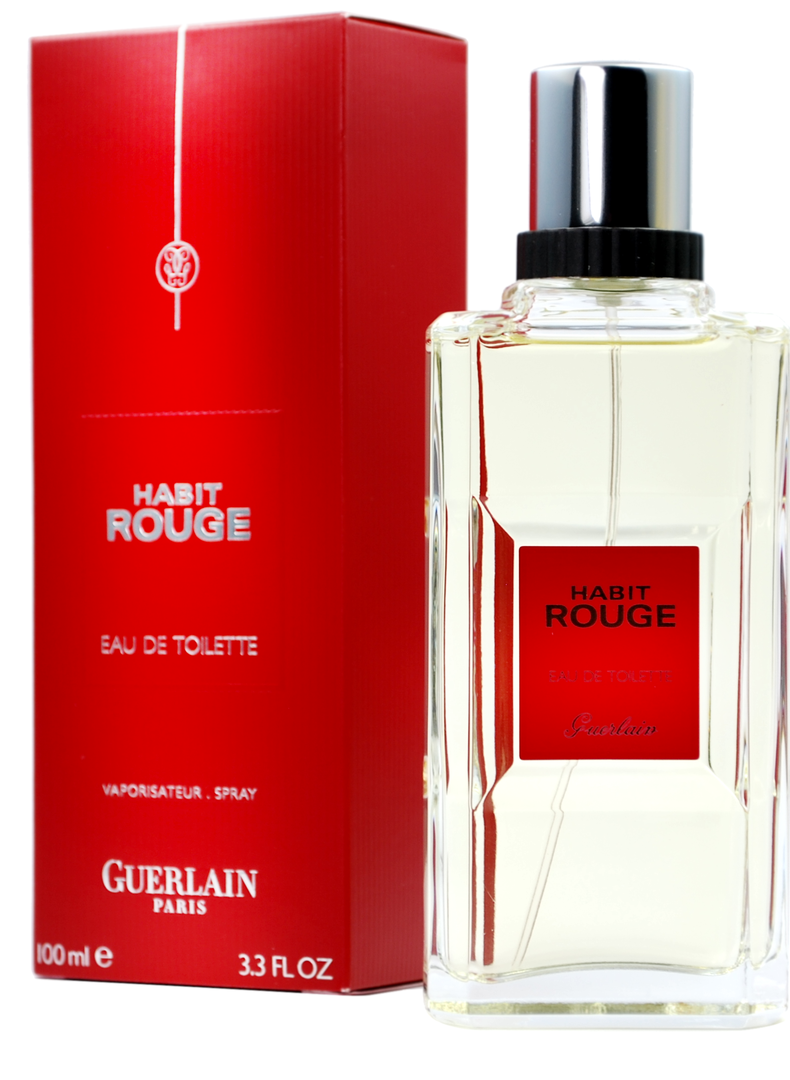 HABIT ROUGE 3.4oz EDT SP (M)