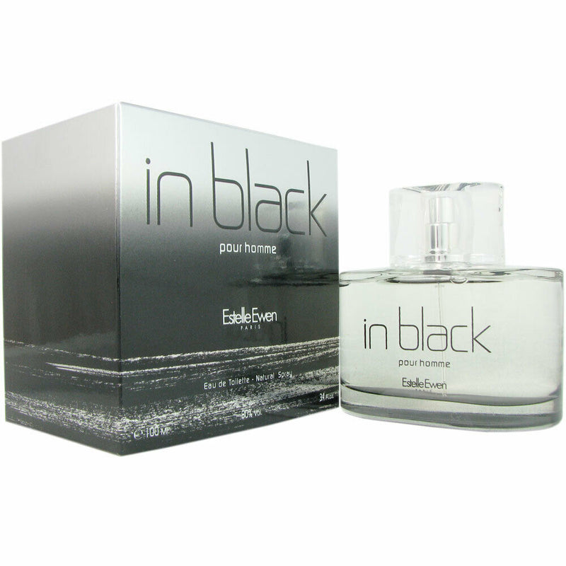 IN BLACK 3.4oz EDT SP (M)