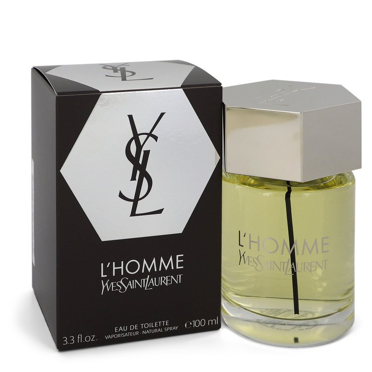 YSL L'HOMME 3.4oz EDT SP (M)
