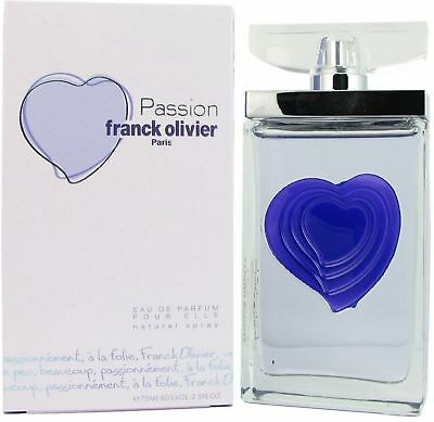 PASSION BY FRANK OLIVER 2.5oz EDP SP (L)