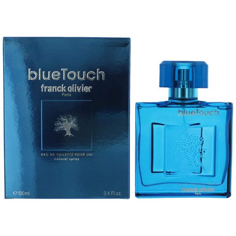 BLUE TOUCH 3.4oz EDT SP (M)