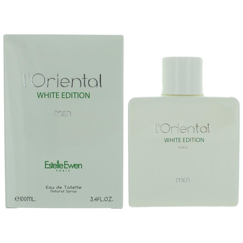 L'ORIENTAL WHITE EDITION 3.4oz EDT SP (M)