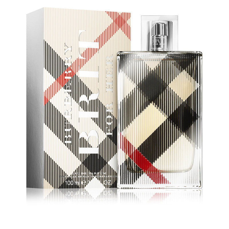 BURBERRY BRIT FOR HER 3.4oz EDP SP (L)