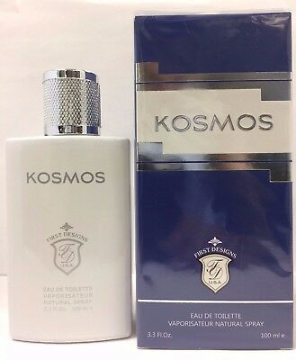 KOSMOS 3.3oz EDT SP (M)
