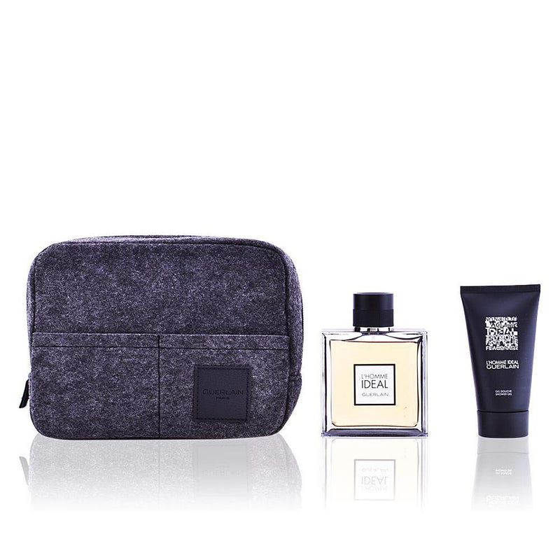 L'HOMME IDEAL SET 3.3oz EDT SP+2.5oz S.G (M)