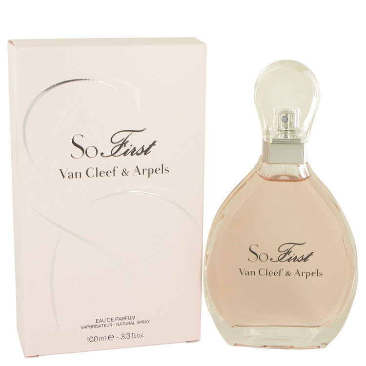 SO FIRST VAN CLEEF & ARPELS 3.3oz EDP SP (L)
