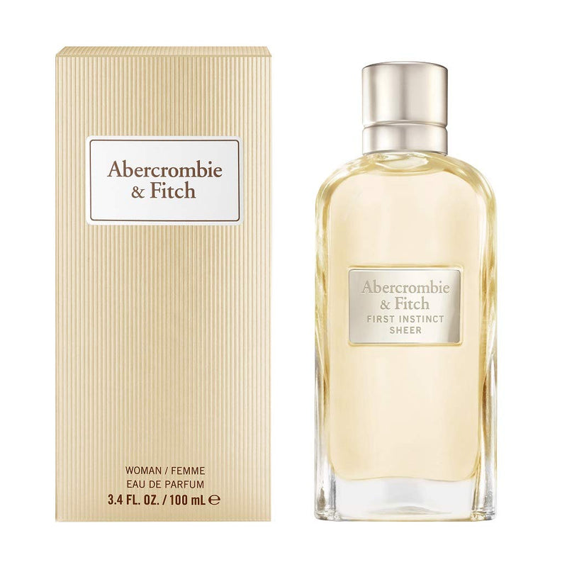 ABERCROMBIE & FITCH FIRST INSTINCT 3.4oz EDP SP (L)