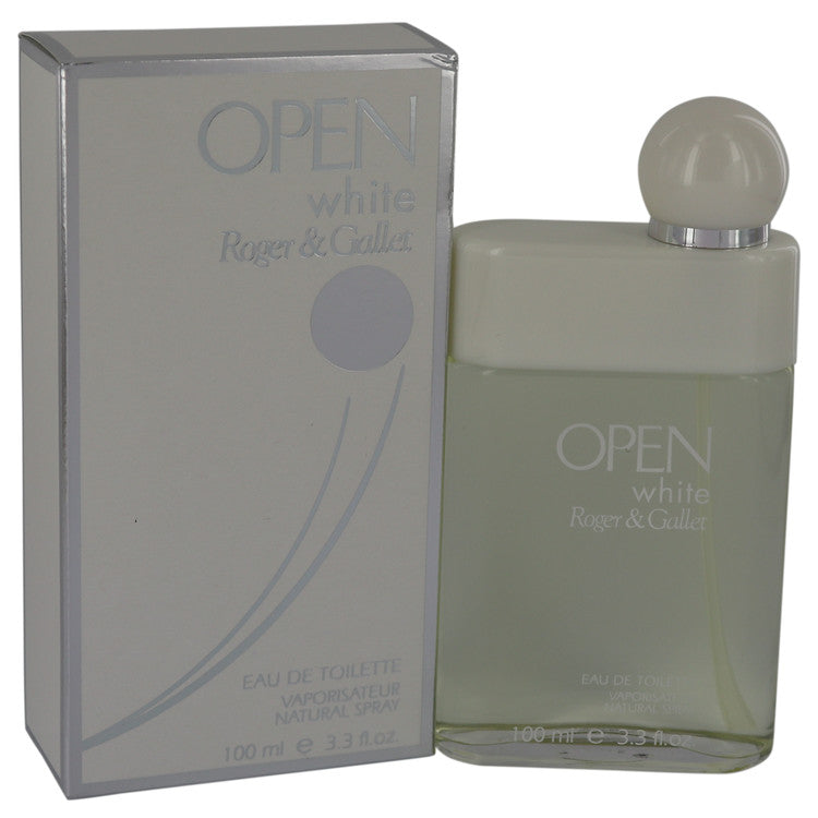 ROGER&GALLET OPEN WHITE 3.3oz EDT SP (M)