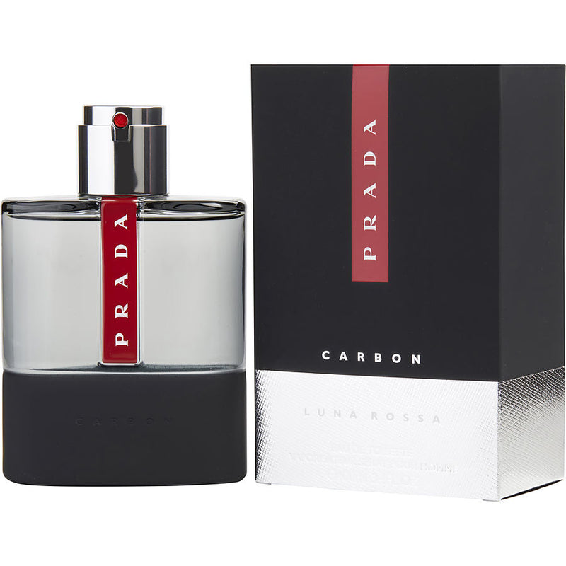 PRADA LUNA ROSSA CARBON 3.4oz EDT SP (M)