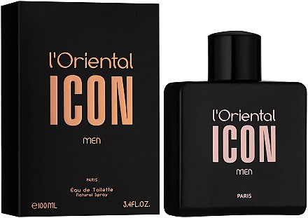 L'ORIENTAL ICON 3.4oz EDT SP (M)..- EXCLUSIVE  -