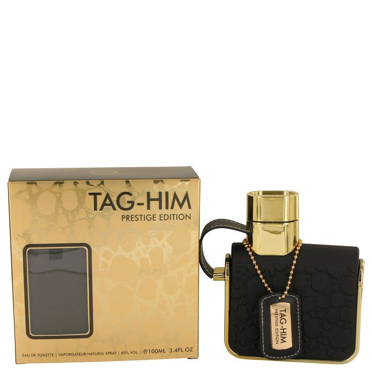 TAG HIM PRESTIGE 3.4oz EDP SP (M)
