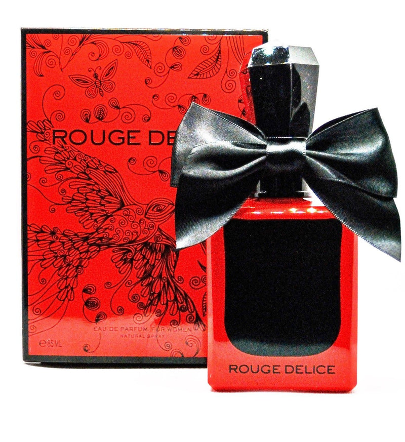 ROUGE DELICE 2.8oz EDP SP (L) - Exclusive NOT TO BE SOLD ONLINE -